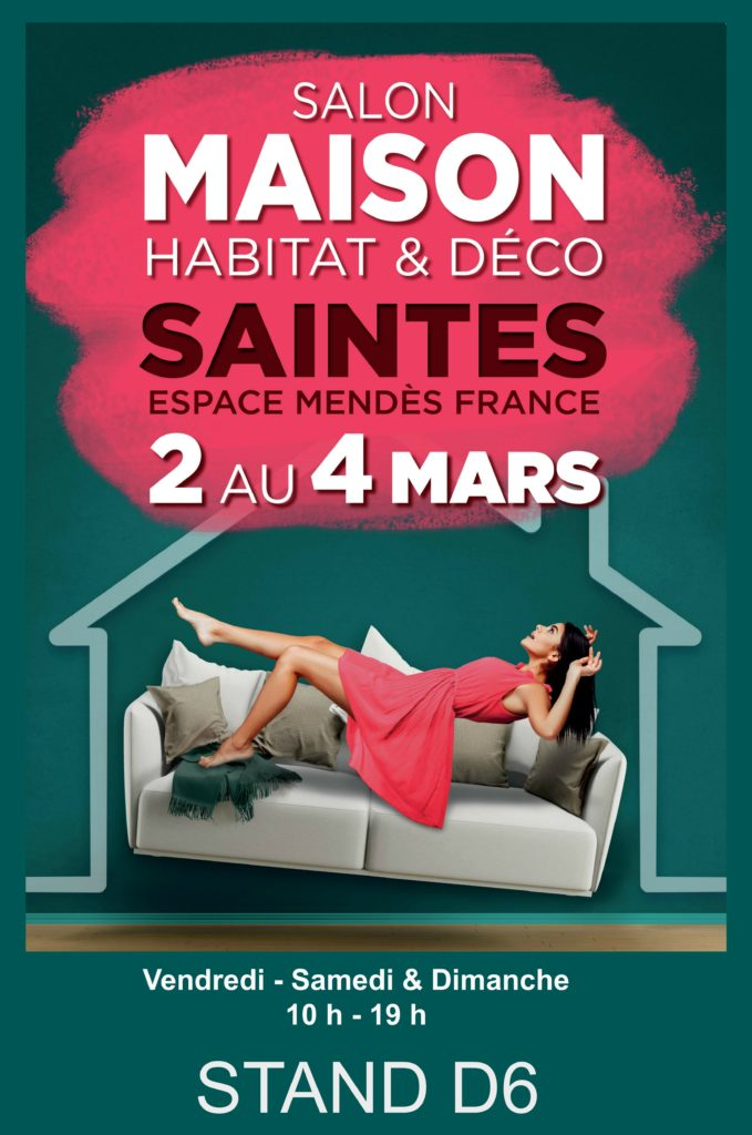 Salon de la maison et de l habitat saintes 02 au 04 mars for Salon de la photo